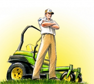Lawn Champ-Comp Illustration